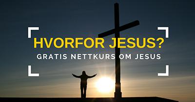 Hvorfor Jesus?