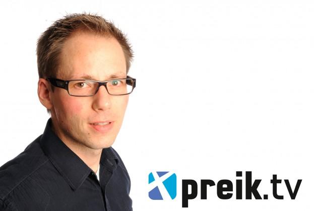 Kjetil Fyllingen - prosjektleder for Preik.tv!