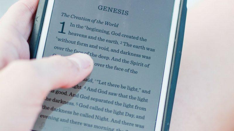 Ill: Slik blir det lettere å lese i Bibelen